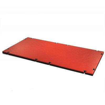 Татами для дзюдо Trocellen TIS Easy - Красный