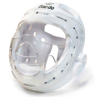 Шлем с маской Daedo Белый