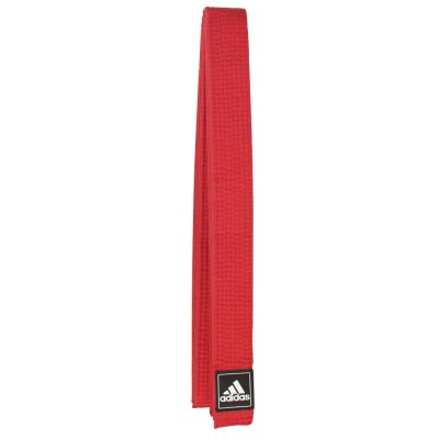Красный пояс Adidas