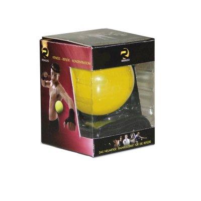 Боевой мяч Paffen Sport Желтый