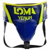 Бандаж Venum Pro Boxing LOMA Серия Сине-желтые