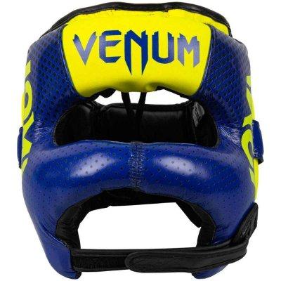 Шлем Venum Pro Boxing LOMA Серия Сине-желтые
