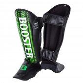 Защита голени и стопы Booster Green
